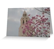 The Carthay Greeting Card