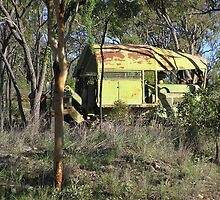Old Timers Outback Australia by Roanne