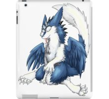 Angeldragon-Sergal iPad Case/Skin