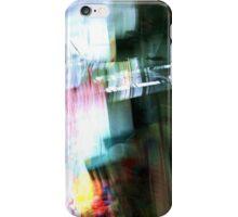 White green iPhone Case/Skin