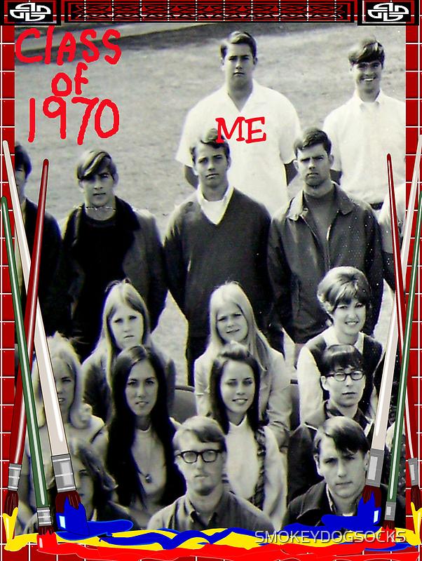 CLASS OF 1970 by SMOKEYDOGSOCKS