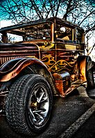 Streetmachine!!! by Kasey Cline