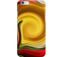 Twisted Tulips~Abstarct iPhone Case/Skin