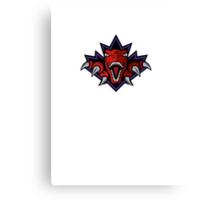 Toronto Raptors Redesigned Logo Canvas Print