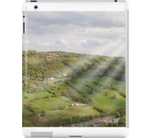 The Hills Have Beams. iPad Case/Skin