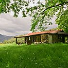 Keeble's hut, Geehi. by PaulsPhotos