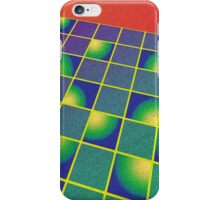 Retro style perspective iPhone Case/Skin