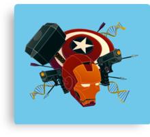 marvel avengers Canvas Print