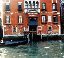 Hotel San Cassiano Ca' Favretto by Mojca Savicki