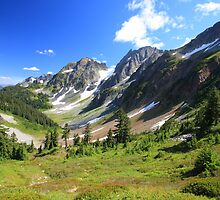 Cascade Valley by Robert Yone