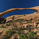 Landscape Arch by Robert Yone