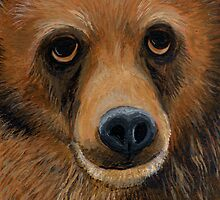 Brown Bear by Lisa Marie Robinson