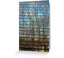 Window View   Center Moriches, New York  Greeting Card