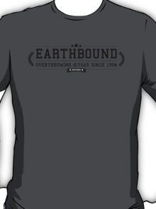 Earthbound - Retro Black Clean T-Shirt