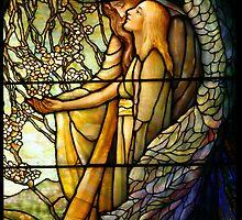 Two Angels by Adam Bykowski