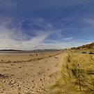 Lisfannon Beach, Fahan, County Donegal, Equirectangular  by George Row