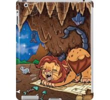 Wee Beasties - Wee Manticore iPad Case/Skin