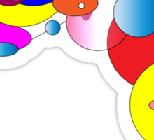 Bubbles 3 Sticker