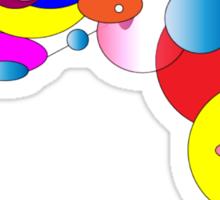 Bubbles 2 Sticker