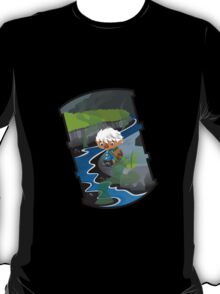 Burno in polluted river T-Shirt