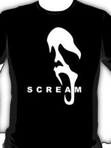 Scream 1 Slasher Horror T-Shirt