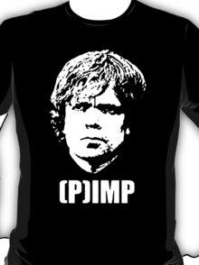 Stencil (P)IMP PIMP Tyrion Lannister T-Shirt