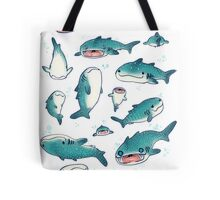 whale sharks! Tote Bag
