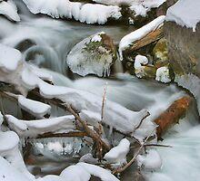 Snow Creek by Ken Fortie