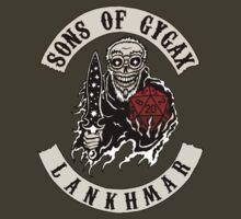 Sons of Gygax - Lankhmar T-Shirt