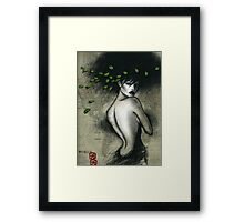 come rule the universe with me... Framed Print