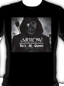 Arrow - The next Ra's Al Ghul T-Shirt