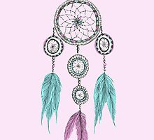 Tumblr Dreamcatcher by Jay's Designs