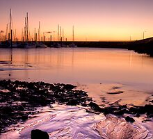 "Mackay Marina ""The Beginning"" by Cheryl Eagers"