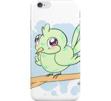 Squishy Birb! iPhone Case/Skin