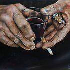 Crutch by Michelle Gerber