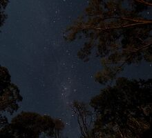 Stars at Cathedral 2 by SemiPro73