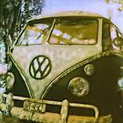 VW Van 2002 W.Cook by wendy cook