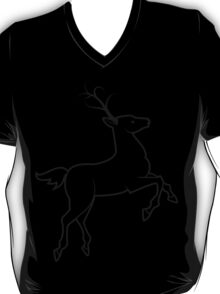 Deer Illustration T-Shirt
