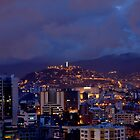 Quito At Night by Bernai Velarde