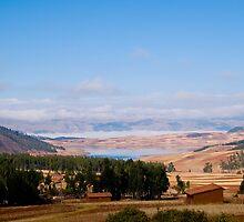 landscape, Urubamba, Cuzco by juan jose Gabaldon