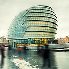 Greater London Authority Building by Jakov Cordina