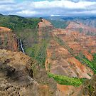 Waimea Canyon by Robert Yone
