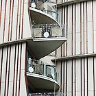 Fancy Balconies by Alexandra Lavizzari