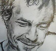 Heath Ledger by carcajou