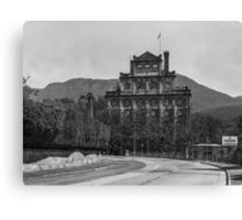 Brewery, Cascades, Hobart Canvas Print