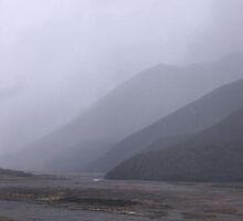 Blanketed In Fog by Leslie van de Ligt