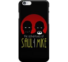 Adventures of Saul & Mike iPhone Case/Skin