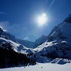 Swiss Alps by InArcady