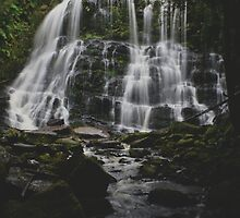 Nelson Falls by ladgrove