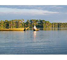 Sandoval lake, Madre de Dios, Peru Photographic Print